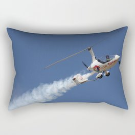Calidus Autogyro Rectangular Pillow
