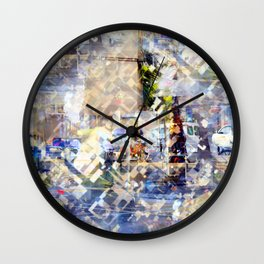 Sometime excesses seemed dire except to own notch. Wall Clock