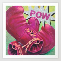POW Art Print