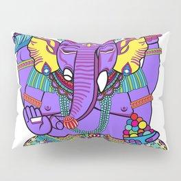 Ganesha Pillow Sham