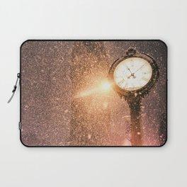New York City Snow Laptop Sleeve