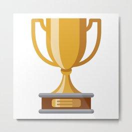 Award Winner Metal Print