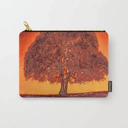 The Tree. Silence. Warmth. Quietude. Carry-All Pouch