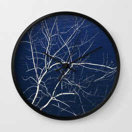 River Branch Wall Clock