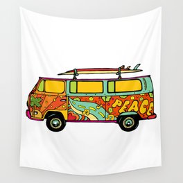 Summer of Love Wall Tapestry