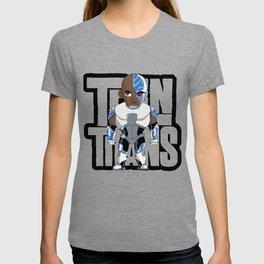 Teen Titans - Cyborg T-shirt