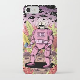 The Dead Spaceman iPhone Case