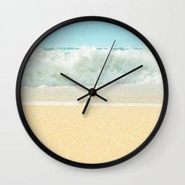 Aloha Kahakai Wall Clock