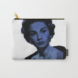 Jean Simmons Stars Collage Carry-All Pouch