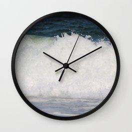 Sandbridge Wave Wall Clock