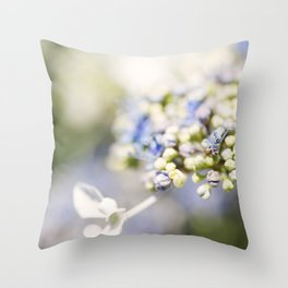 Clusters Throw Pillow