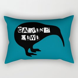KIWI Carping Kiwi Rectangular Pillow