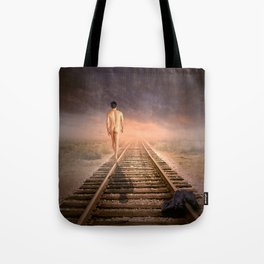male nude art  Tote Bag