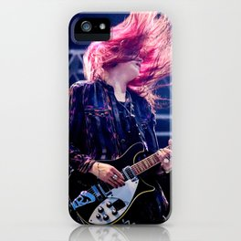 Alison Mosshart (The Kills) - I iPhone Case