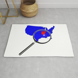 State of Arkansas Rug