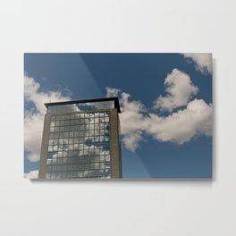 natural trasparency Metal Print
