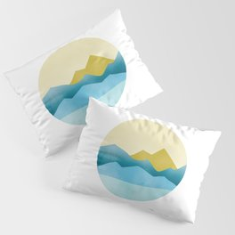 Ode to Pacific Northwest 1 Pillow Sham
