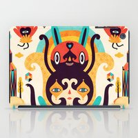 key iPad Cases featuring The Secret Key by Muxxi