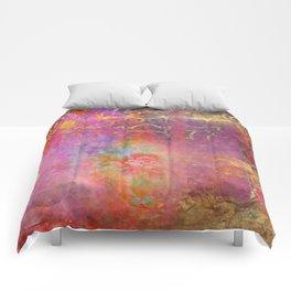 Boho Rose Comforters