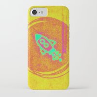 rocket iPhone & iPod Cases featuring  * Rocket * by Mr and Mrs Quirynen