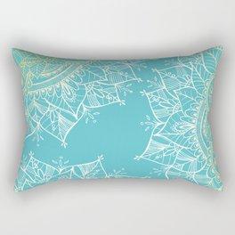 Free Yourself Rectangular Pillow