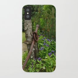 Nicely Aged iPhone Case
