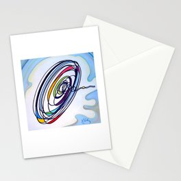 Bicycle - Big Wheel  Stationery Cards