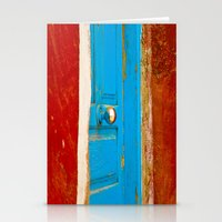 door Stationery Cards featuring Door by Maite Pons