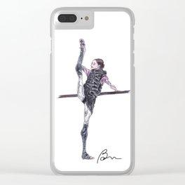Marianela Nunez Clear iPhone Case
