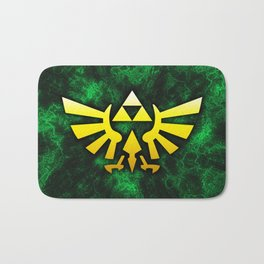 Legend of Zelda Bath Mat
