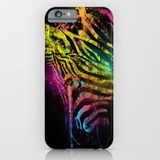 Zebra Mood Technicolor Slim Case iPhone 6s