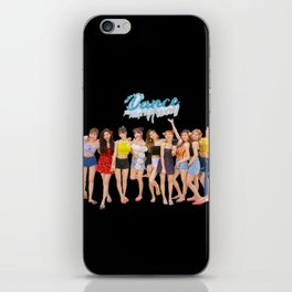 Twice dance the night away iPhone Skin
