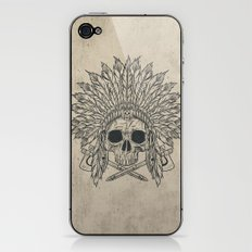 The Dead Chief iPhone & iPod Skin
