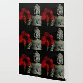 Amaryllis Buddha 2 Wallpaper