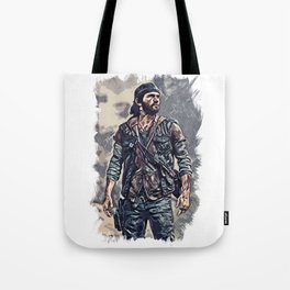 Deac / Against all odds / games Tote Bag