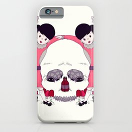 Party Skull iPhone Case