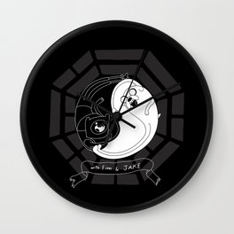 Adventure Tao! Wall Clock
