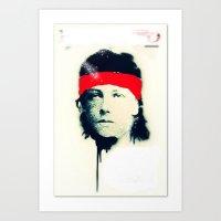 Oliver12 Art Print
