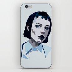 Alice Glass iPhone & iPod Skin