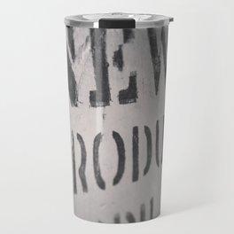 New York Crate Travel Mug