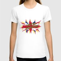 union jack T-shirts featuring Union Jack by mailboxdisco