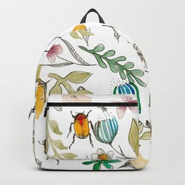 Undergrub and Petals Backpack
