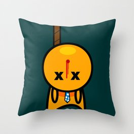Hanged Throw Pillow