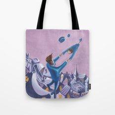 POEM OF FLING Tote Bag