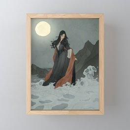 Annabel Lee Framed Mini Art Print
