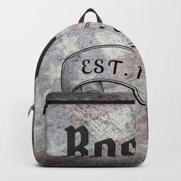 Boston, MA Backpack