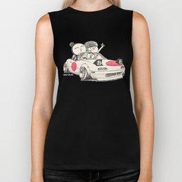 Crazy Car Art 0167 Biker Tank