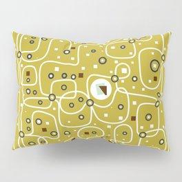 Seguridad [Gold] Pillow Sham
