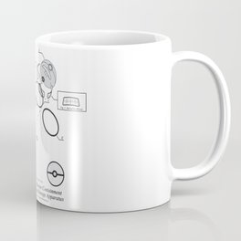 Monster Containment Unit Coffee Mug