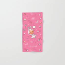 Lost in Space Hand & Bath Towel